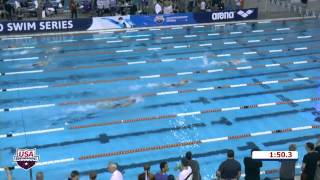 Katie Ledecky's Sizzling 400m Free in Austin -- Arena Performance of the Month Thumbnail