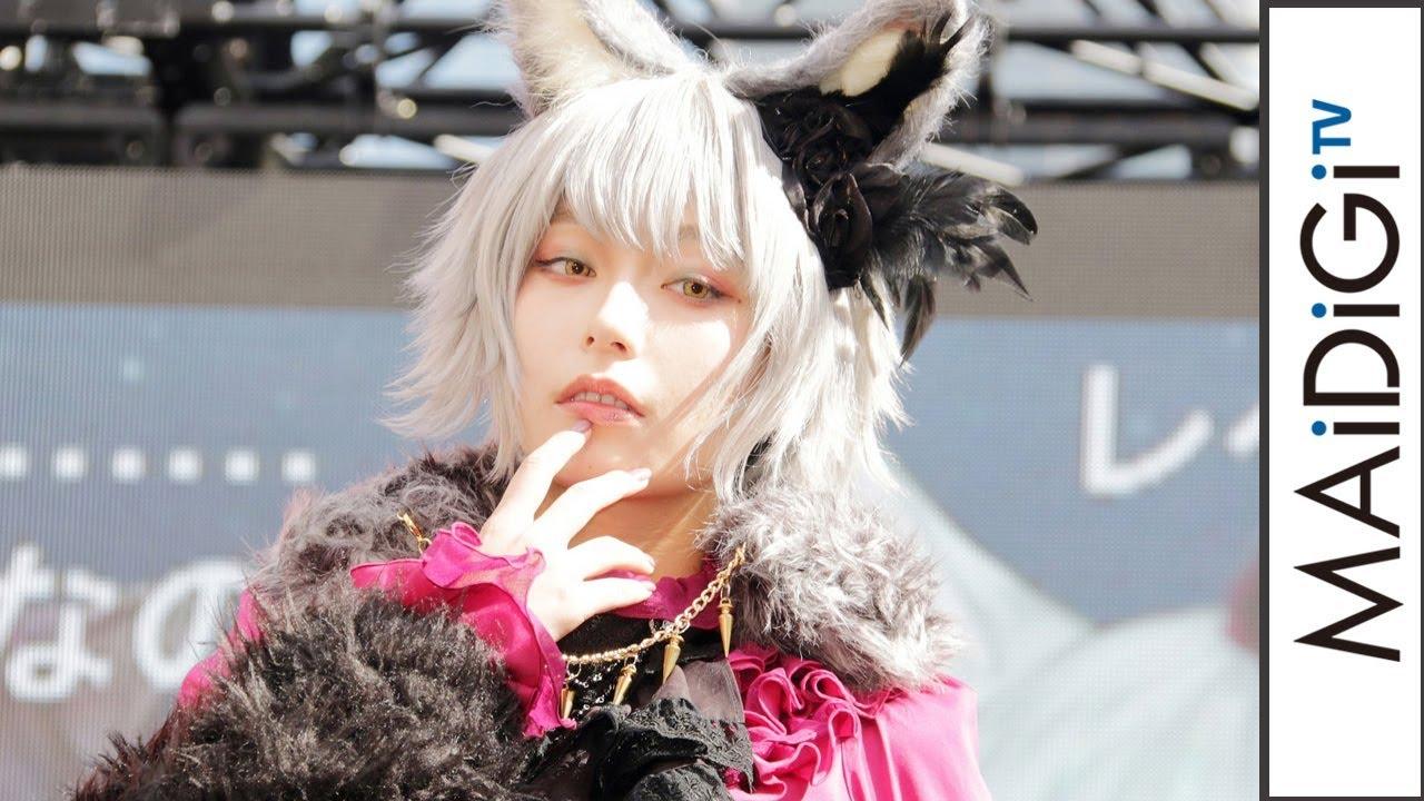 宇垣美里、池袋でハロウィーンコスプレ 人狼に変身で「怖い感じ」