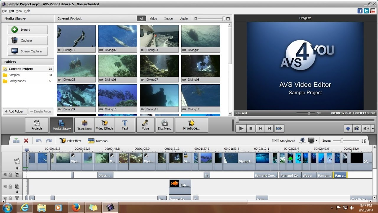 Top 10 best free video editing software for windows 2017 | topfreeware.