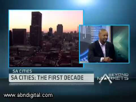 State of the Cities Report in South Africa