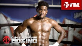 DAY IN CAMP: Erickson Lubin | SHOWTIME Boxing