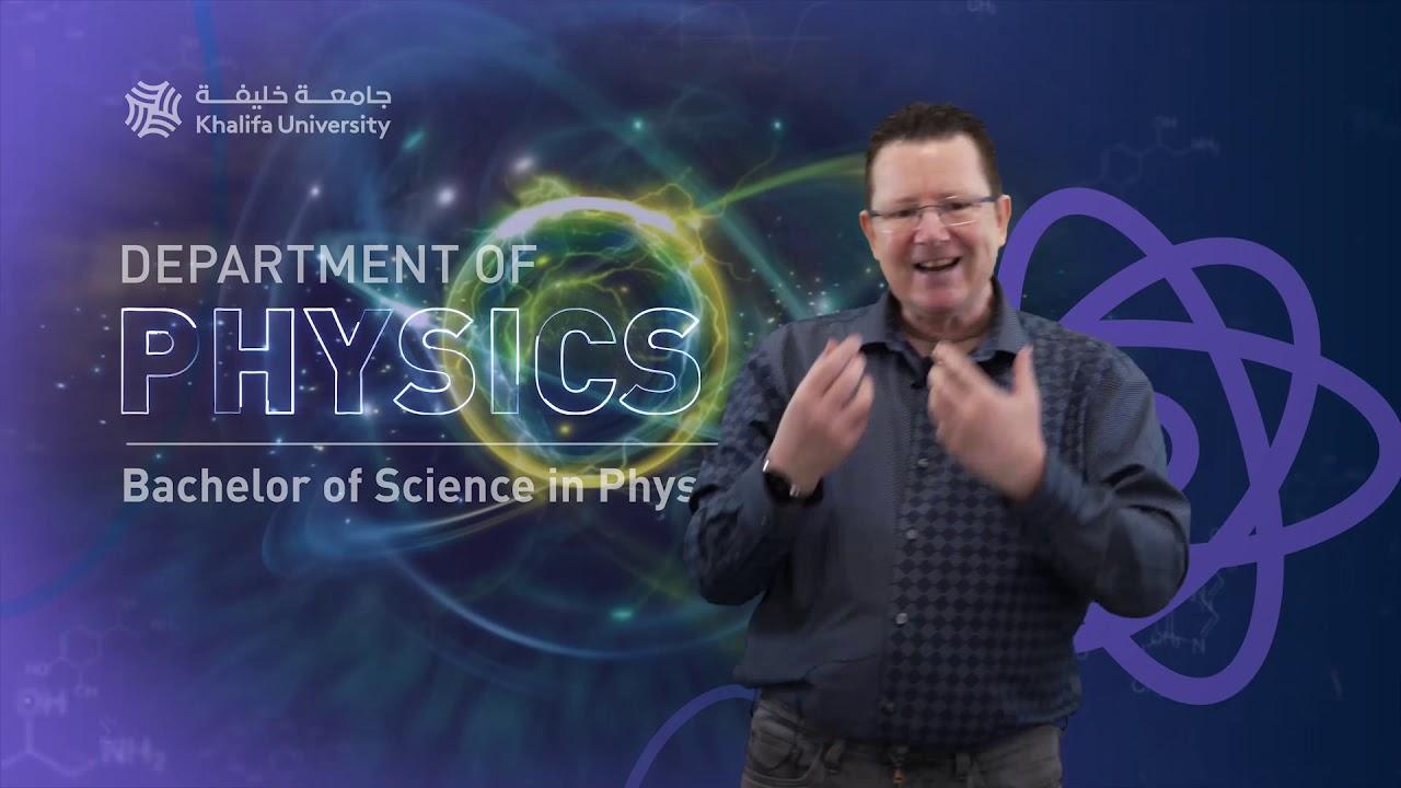 KU - Department of Physics - Dr.Simon Pheonix