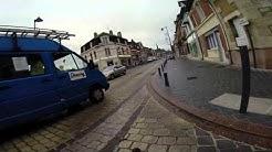 VTT dans le centre ville de Chauny 02