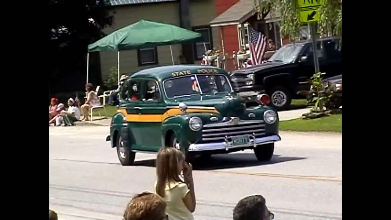 Alburg 4th of July Parade - 7-4-06