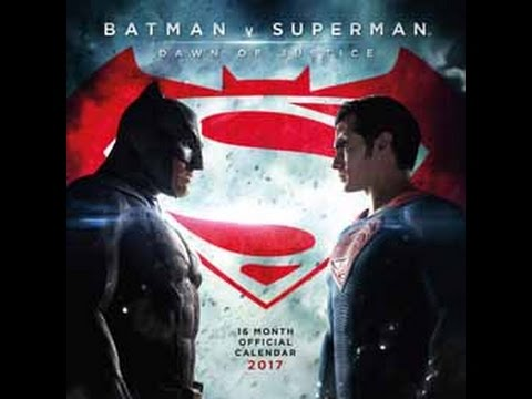 Batman vs Superman 2 official trailer (2017) - By HollywoodMoviesOn