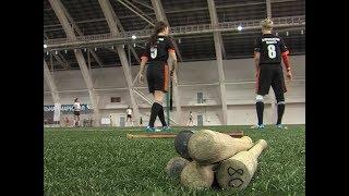 Чемпионат России по мини-лапте начался в Йошкар-Оле