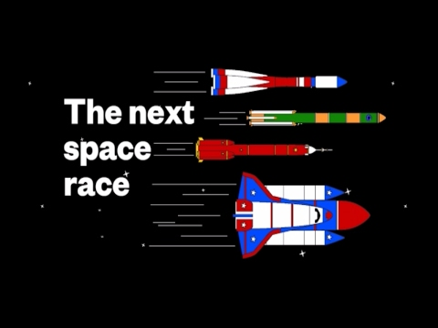 World is ready for new space race