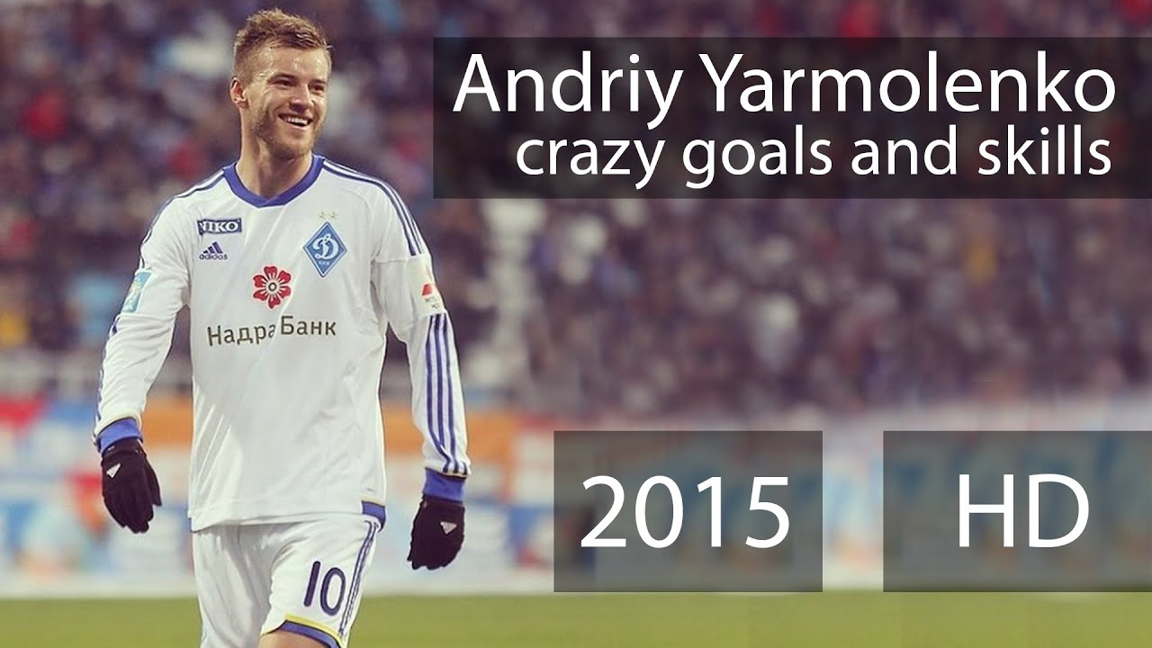 Andriy Yarmolenko goals & skills ll HD ll 2015