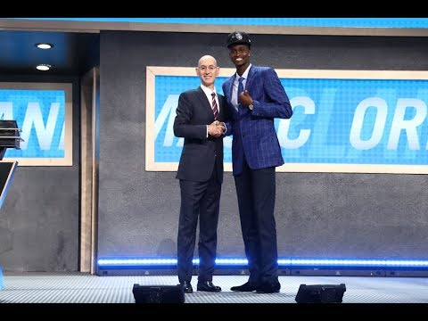 Jonathan Isaac Drafted 6th Overall by Orlando Magic in 2017 NBA Draft