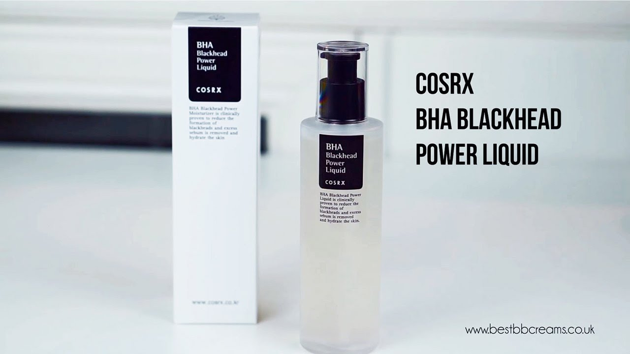 BHA Blackhead Power Liquid by cosrx #8