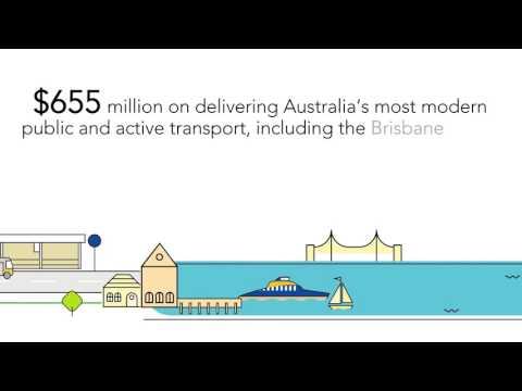 Brisbane City Council Budget 2017-18