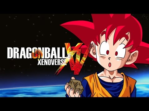 Dragon Ball Xenoverse Mods - SSG GOTEN, BUUHAN, DIAMOND FRIEZA
