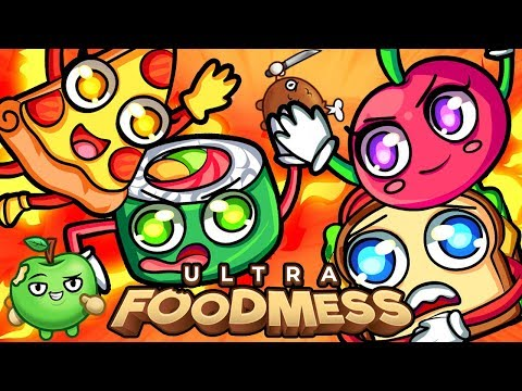 This Game Is All About FOOD!