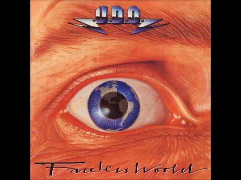 UDO Faceless World Full Album 1990