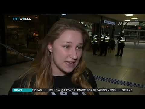 Australia knife attacks leaves one dead