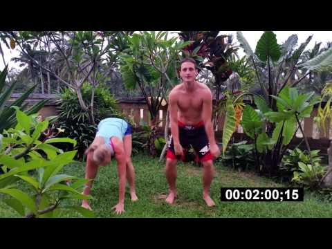 Welcome To The Jungle #1 Fitness Soul's Holiday Workouts