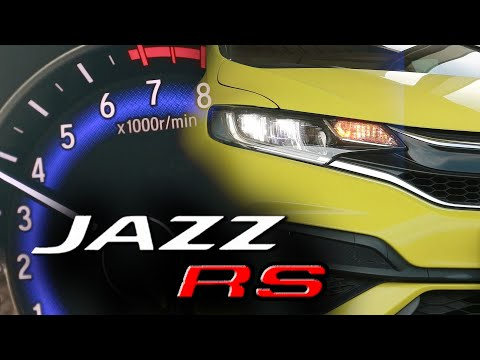 Honda Jazz RS - Review & Test Drive