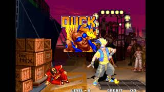 [TAS]ARCADE Real Bout Fatal Fury -Duck King