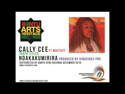 CALLY CEE FT MOSTAFF - NDAKAKUMIRIRA (KINGVIBES PRODUCTION)