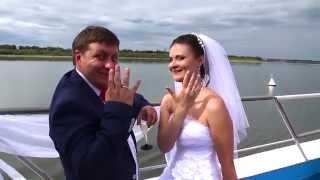 Свадебный клип. Выездная регистрация в Томске