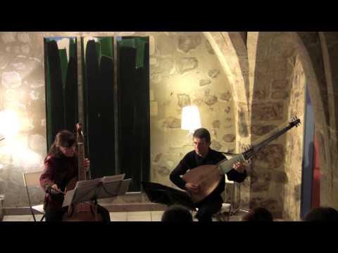 Caix d'Hervelois : Rondeau Le Biron - Marais : La Biscayenne - Ensemble La Rêveuse