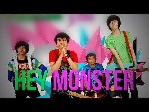 Vegan - Hey Monster | Official Video