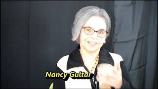 """""""Small Talk with Nancy Guitar"""" Episode 2 - Dave Hobson"""