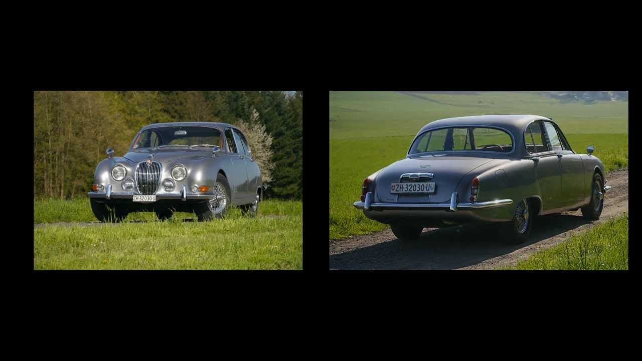 Jaguar S Type 3 8 Litre 1965 Gunmetal Grey Youtube