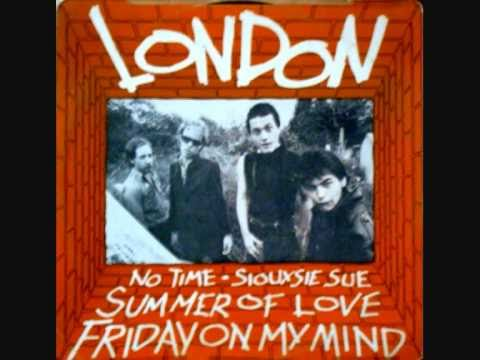 London - Summer of love