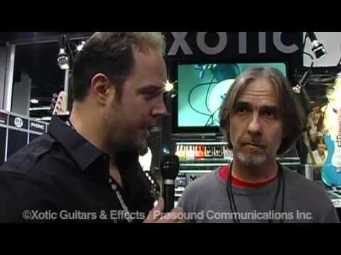 Interview with Dean Brown at NAMM 2010