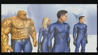 Fantastic 4: Rise of the silver surfer Part 7 Full game Walktrought Gameplay XBOX 360