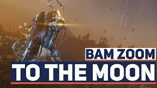 Warframe: Bam Zoom, To The Moon