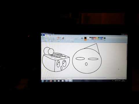TUTORIAL! CARA GAMBAR DI LAPTOP -With Arkana Yey :) - YouTube