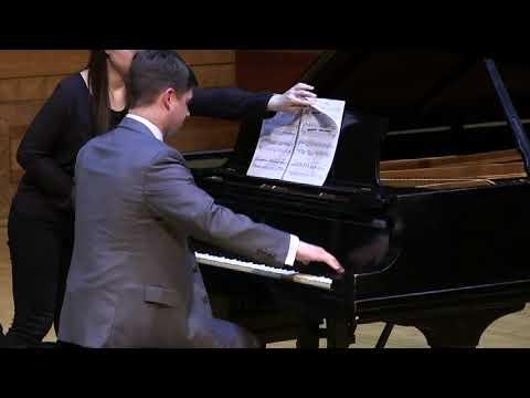 Niedermaier, Arirang Variations (2006) For Piano