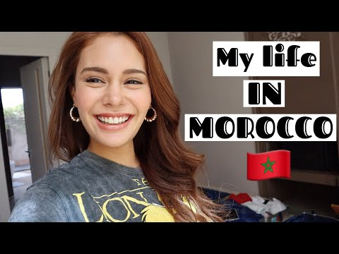 MY LIFE IN MOROCCO VLOG | IVANA ALAWI