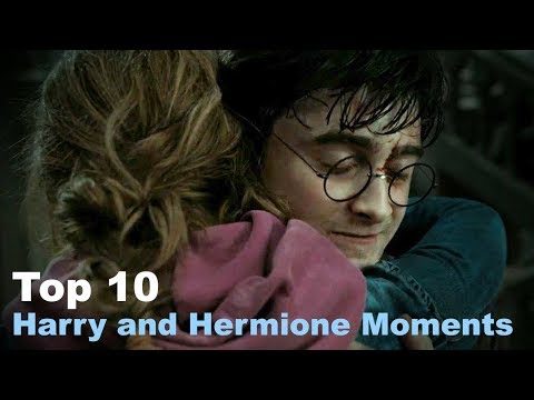Top 10 - Harry and Hermione Moments