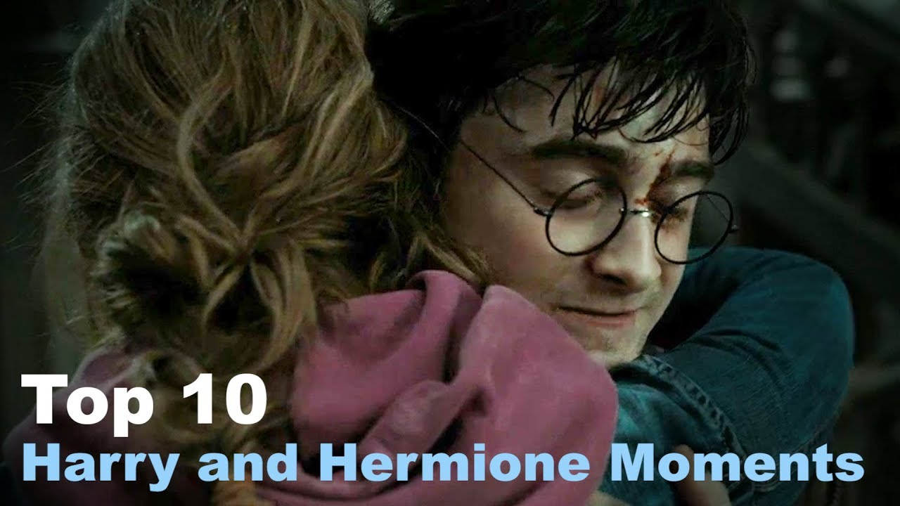 4274576c7d4 Top 10 - Harry and Hermione Moments - YouTube
