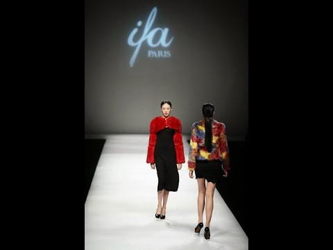 [FULL VIDEO] 2014 IFA Paris Fashion School Graduation Show in Paris