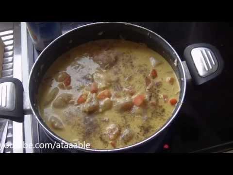 poulet-curry-et-lait-de-coco