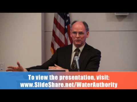 Water Talks Presentation by Paul Helliker of the California Department of Water Resources