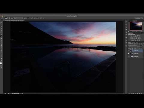 Photoshop Image Blending Tutorial (Quick and Easy)