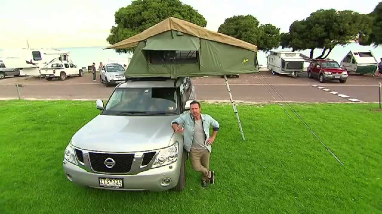 Whats Up Downunder S05 Ep10 Gordigear Roof Top Tent Youtube