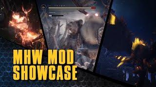 MHW 2020 Modding Showcase