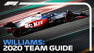 Williams F1 Team | 2020 Formula 1 Team Guide