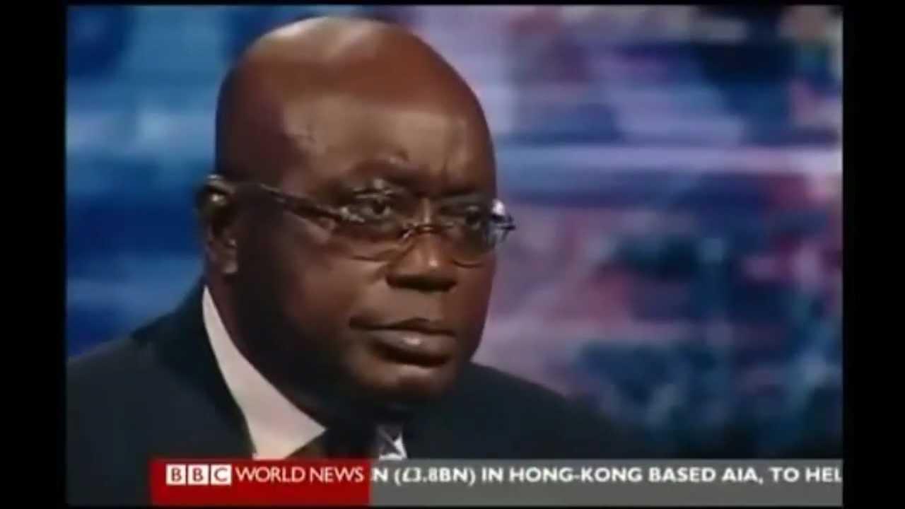 Nana Akufo Addo - Free SHS Desperate Promise