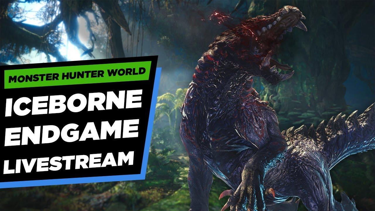 Rambazamba -  Monster Hunter World Iceborne Livestream