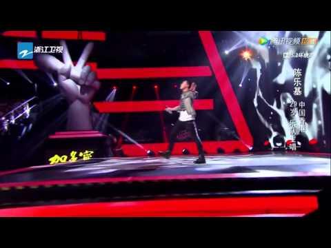 [Vietsub] Dạ khúc nửa vầng trăng - Trần Lạc Cơ (The Voice of China 2014)