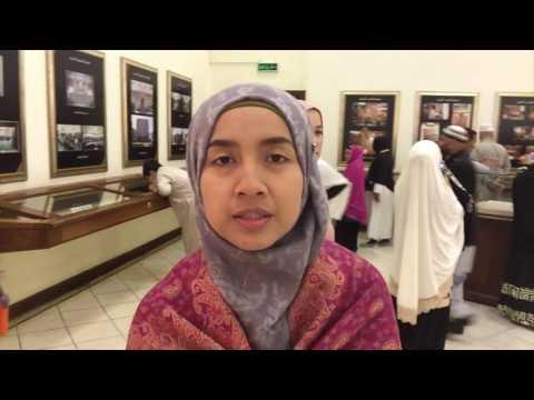 masjid haram & umrah ziarah mekah 2017 - HD