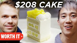 connectYoutube - $7 Cake Vs. $208 Cake • Japan
