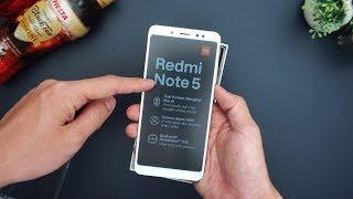 RP2.999 JUTA!!! Unboxing Xiaomi Redmi Note 5 Garansi Resmi!